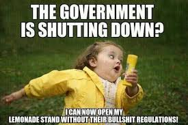 Funny Government Memes - funny government shutdown government shutdown meme