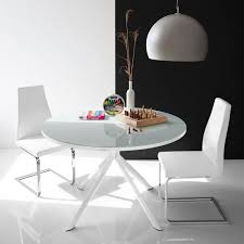 Table Ronde Design Extensible by Achat Table Salle A Manger Ronde Extensible Table Salle A Manger
