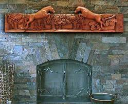 Wood Fireplace Mantel Shelves Designs by Stone Fireplace Mantel Ideas Inspiring And Enlightening