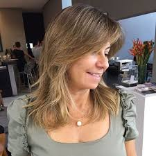 feathered mid length hairstyles 20 stylish low maintenance haircuts and hairstyles