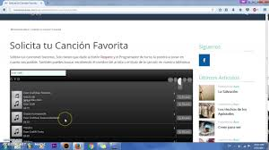 solicita tu canción favorita en bara u0027 radio tutorial radio