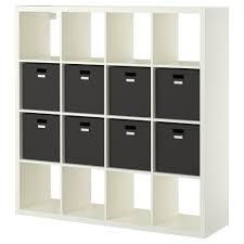 Ikea Shelving Units by Kallax Shelf Unit With 8 Inserts Ikea