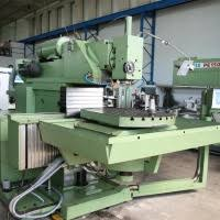 rotary table for milling machine universal milling machine maho mh 1000 c 4 achsen 4 axis