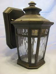 Hampton Bay Outdoor Light Fixtures by Outdoor Light Solar Outdoor Lighting Outdoor Wall Lighting