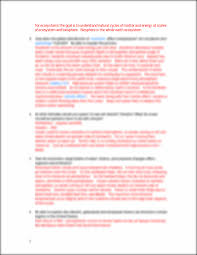 exam 1 study guide biology 4253 review questions for first exam