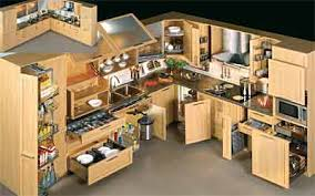 Pleasing  Custom Kitchen Cabinet Accessories Inspiration Design - Custom kitchen cabinet accessories