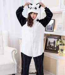 panda pyjamas onesies for adults sleepy panda shop