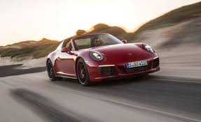 porsche gt3 reviews specs u0026 prices top speed 2018 porsche 911 targa 4 gts first drive review car and driver