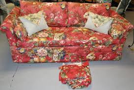 Cer Sleeper Sofa Floral Sofa Home And Textiles