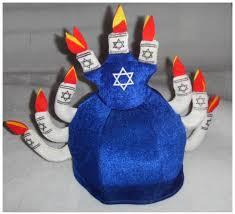 menorah hat menorah hat