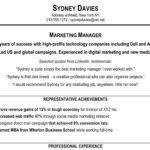 resume summary wording summary on resume examples recentresumes com