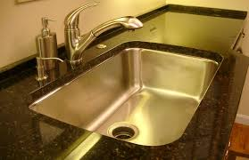 Granite Undermount Kitchen Sinks by Kitchen Undercounter Sink Stainless Steel Kitchen Sink