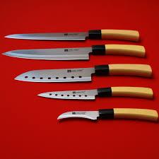 knife set sashimi stainless steel sushi chef kitchen cutlery chef kitchen sushi sashimi deba knife japan