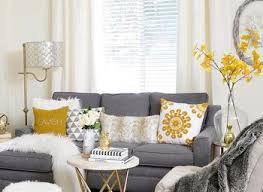 yellow livingroom yellow and grey curtains living room traditional with area rug