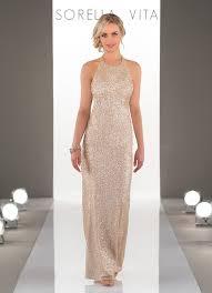 sorella vita 8846 sequin bridesmaid dress for colorado brides