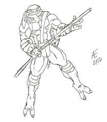 donatello ninja turtle king taurus deviantart