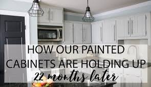 linen chalk paint kitchen cabinets diy painted kitchen cabinets update designertrapped
