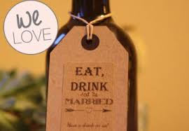 Wine Wedding Gift Wedding Gift Tags For Wine Bottles The Wedding Of My Dreams Blog