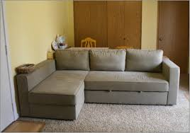 light gray microsuede sectional sleeper sofa with right chaise