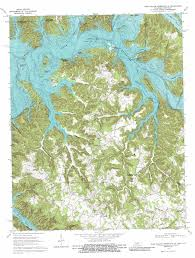Map Of Kentucky And Tennessee by Dale Hollow Reservoir Se Topographic Map Tn Ky Usgs Topo Quad