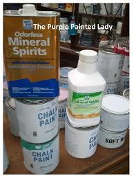 How To Clean Kitchen Cabinets Wood Cleaning Furniture U0026 Cabinets Before Painting The Purple Painted
