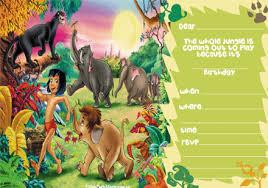 jungle birthday party invitations vertabox com