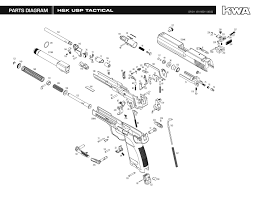 free download kwa h u0026k usp tactical gas blowback instruction