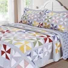 august grove villepinte patchwork quilt collection u0026 reviews wayfair