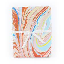 marble wrapping paper wrapping paper child