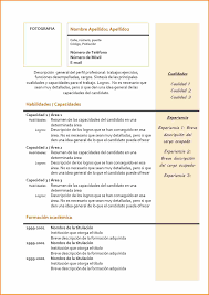 11 Exemple De Cv 3eme 5 Exemple De Cv Anglais Lettre De Preavis