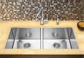 Kitchen Sink Capacity by Blanco Precision 16 U0027 U0027 R10 Large Equal Double Bowl Blanco