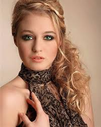 curly party hairstyle ideas for long hair awesome curly hairstyles