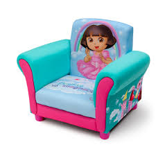 Upholstered Rocking Chair Delta Children U0027s Products Nickelodeon Dora Upholstered Chair