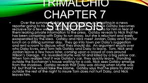 gatsby s house description the great gatsby chapter 7 analysis ppt video online download