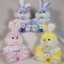 personalized easter bunnies 324 best happy easter here comes the easter bunny images on
