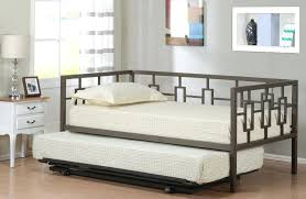 twin bed as daybed platform twin idea for teenager or college