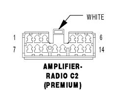 2006 ram 1500 standard radio wiring diagram dodgeforum com