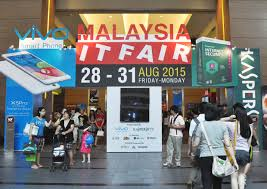 lexus biscuit malaysia malaysia it fair launching event 2015 mid valley exhibition