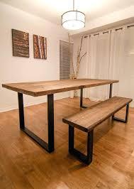 buy reclaimed wood dining table u2013 rhawker design