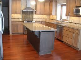shaker style kitchen island birch shaker style kitchen cabinets kitchen design