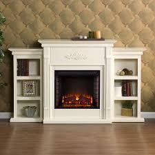 shop boston loft furnishings 70 25 in w 4700 btu ivory wood veneer