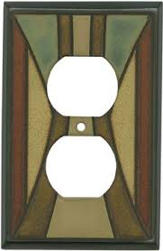 craftsman style light switches craftsman ceramic light switch plates ceramic light light switch