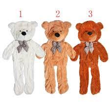 make your own teddy 170cm 180cm make your own teddy unstuffed plush teddy