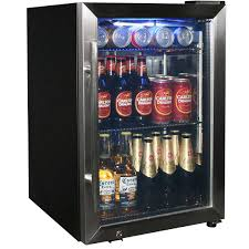 tropical rated glass door drinks chiller refrigerator triple