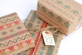 brown gift wrapping paper the 50 most beautiful wrapping papers brit co