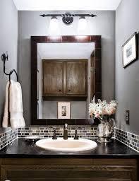 glass tile bathroom backsplash house pinterest glass tiles