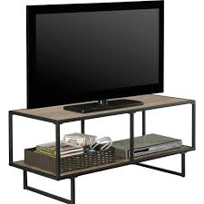 Modern Corner Tv Stands For Flat Screens Emmett Sonoma Tv Stand Coffee Frame Metal With Table For Tvs Up To