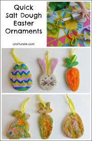 easter ornaments salt dough easter ornaments craftulate