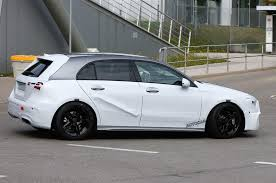a class mercedes mercedes a class due in 2018 with class leading tech autocar