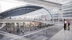 waterloo station planning consent for proposed expansion to